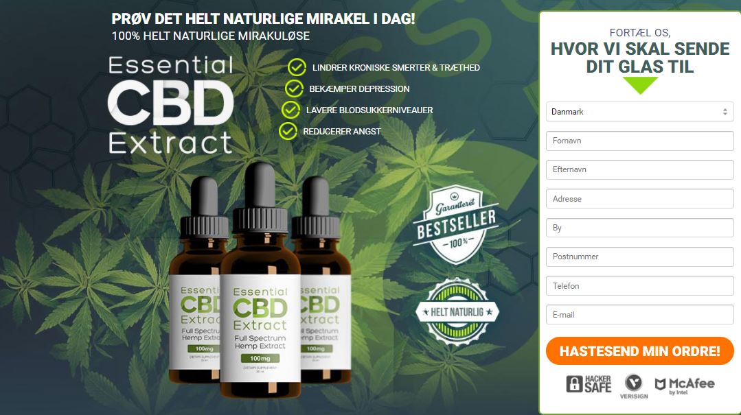 Where to Buy Essential CBD Extract New Zealand