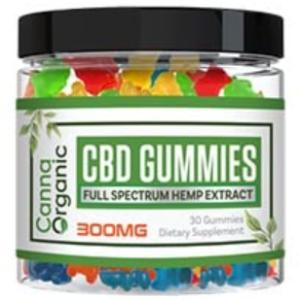 Canna Organic CBD Gummies