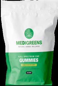Medigreen CBD Gummies
