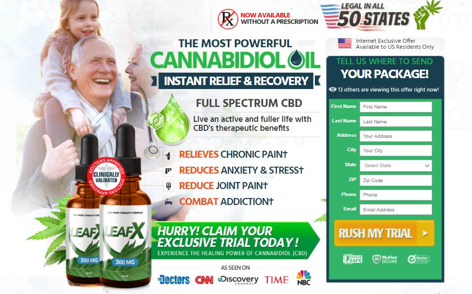 Where to Buy Leaf Max CBD Oil